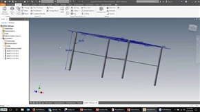 An Introduction to Inventor's Frame Generator and 3D Sketching
