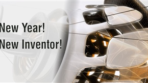New Year! New Inventor!